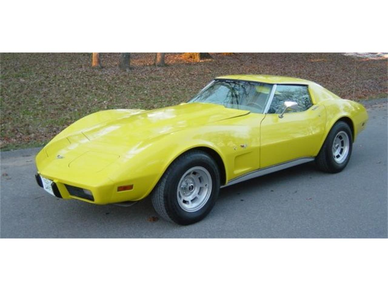 1977 Chevrolet Corvette (CC-1422325) for sale in Hendersonville, Tennessee