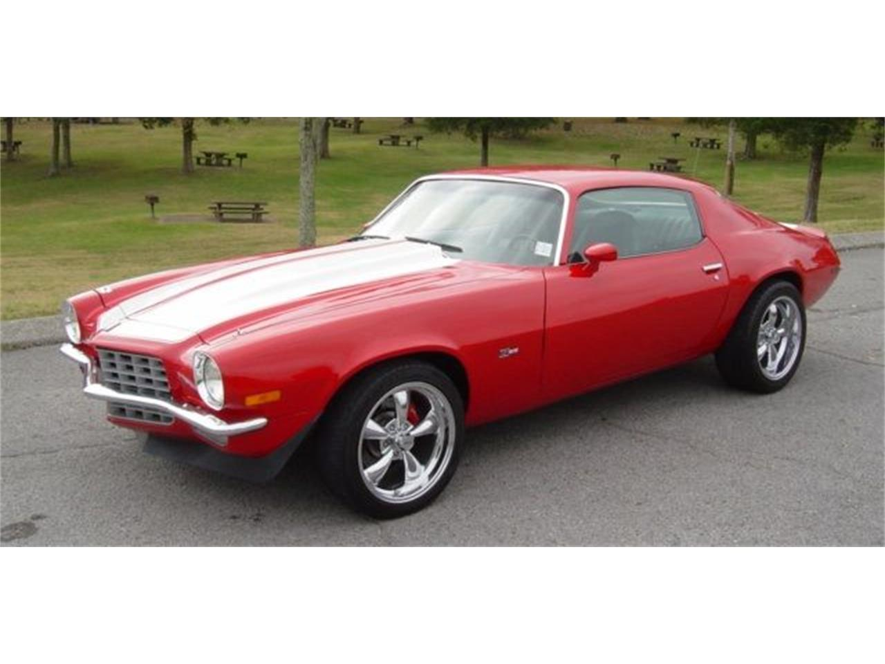 1972 Chevrolet Camaro (CC-1422328) for sale in Hendersonville, Tennessee