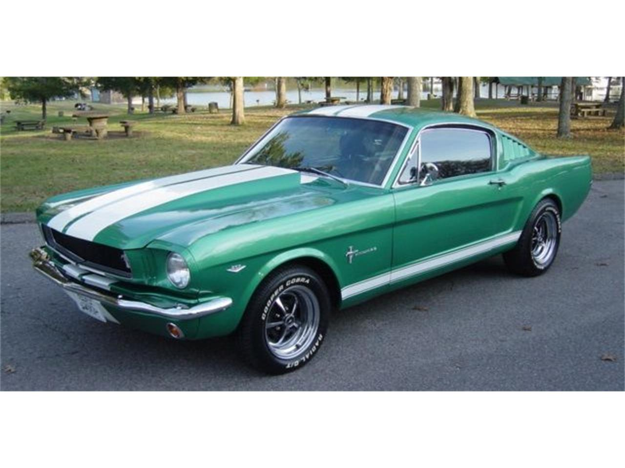 1965 Ford Mustang (CC-1422330) for sale in Hendersonville, Tennessee