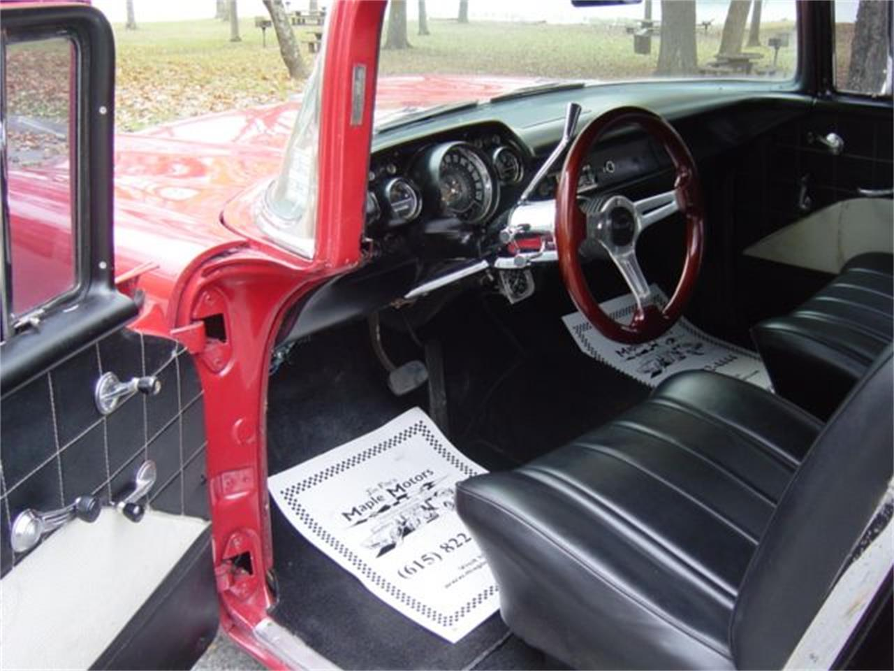 1957 Chevrolet 2-Dr Post (CC-1422333) for sale in Hendersonville, Tennessee