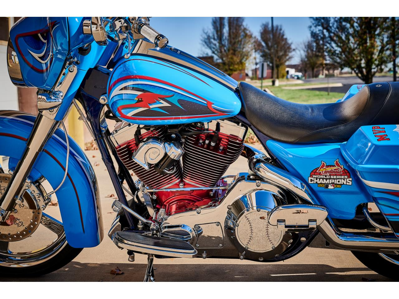 2006 Harley-Davidson Motorcycle (CC-1422342) for sale in O'Fallon, Illinois