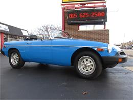 1979 MG MGB (CC-1422346) for sale in Sterling, Illinois