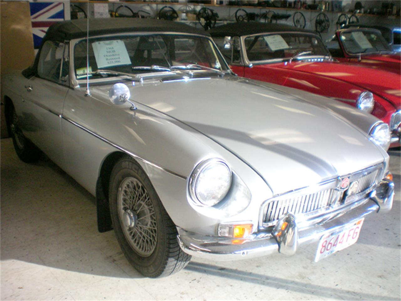 1968 MG MGB (CC-1422348) for sale in rye, New Hampshire