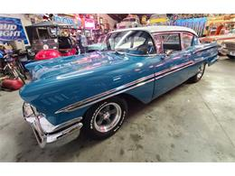 1958 Chevrolet Biscayne (CC-1422352) for sale in hopedale, Massachusetts