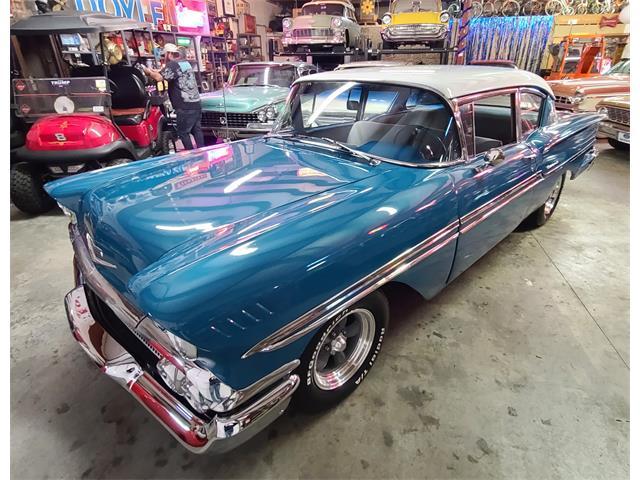 1958 Chevrolet Biscayne (CC-1422352) for sale in hopedale, Massachusetts