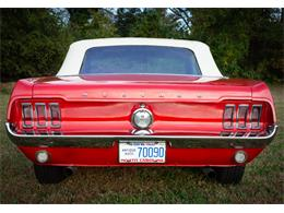 1968 Ford Mustang (CC-1422353) for sale in LOWELL, North Carolina