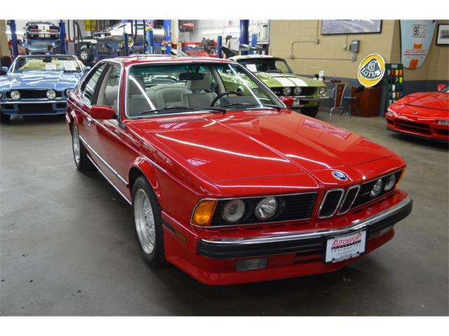 1988 BMW M6 (CC-1422355) for sale in Huntington Station, New York