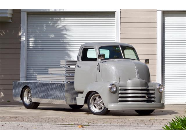 1950 Chevrolet COE (CC-1422367) for sale in EUSTIS, Florida