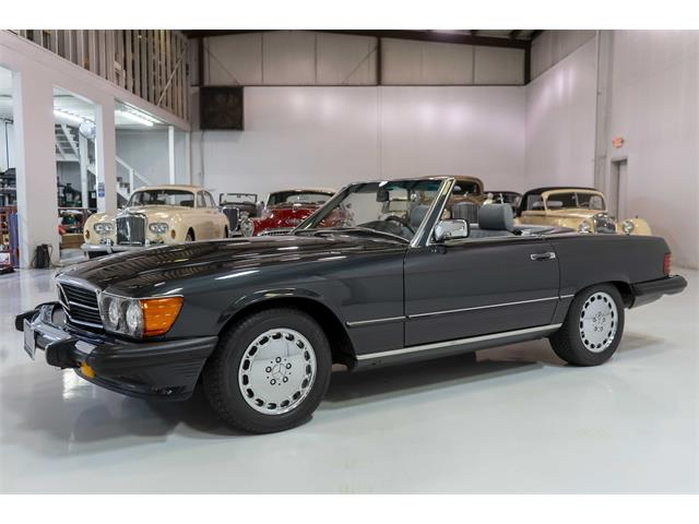 1989 Mercedes-Benz 560SL (CC-1422373) for sale in Saint Ann, Missouri