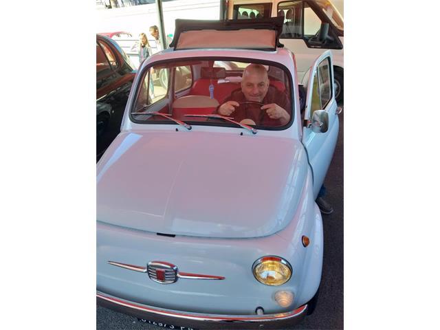 1971 Fiat 500L (CC-1422375) for sale in San Diego, California