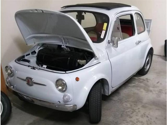 1971 Fiat 500L (CC-1422375) for sale in San Diego, California