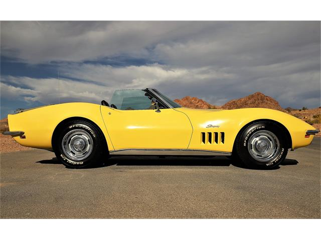 1969 Chevrolet Corvette Stingray (CC-1422381) for sale in Boulder City, Nevada