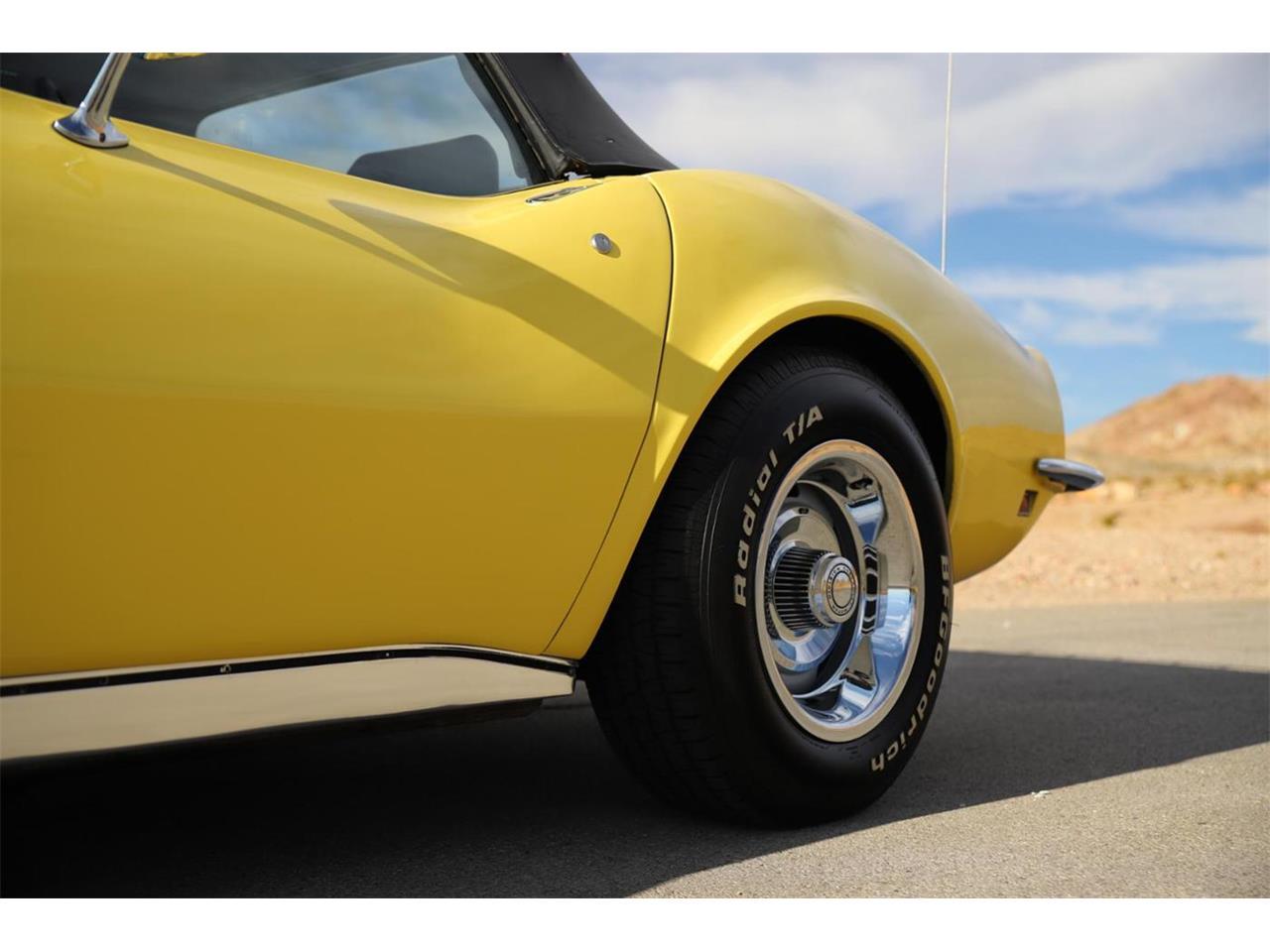 1969 Chevrolet Corvette Stingray (CC-1422381) for sale in Boulder City, Nevada