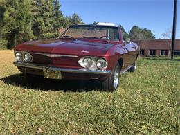 1965 Chevrolet Corvair Monza (CC-1422383) for sale in Morrisville, North Carolina