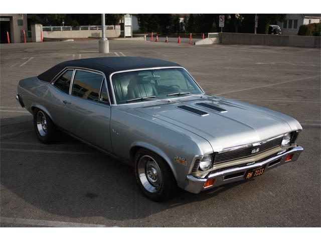 1971 Chevrolet Nova SS (CC-1422397) for sale in Pasadena, California