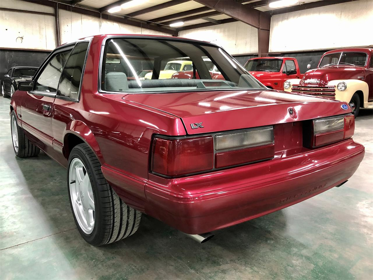 1993 Ford Mustang (CC-1422408) for sale in Sherman, Texas