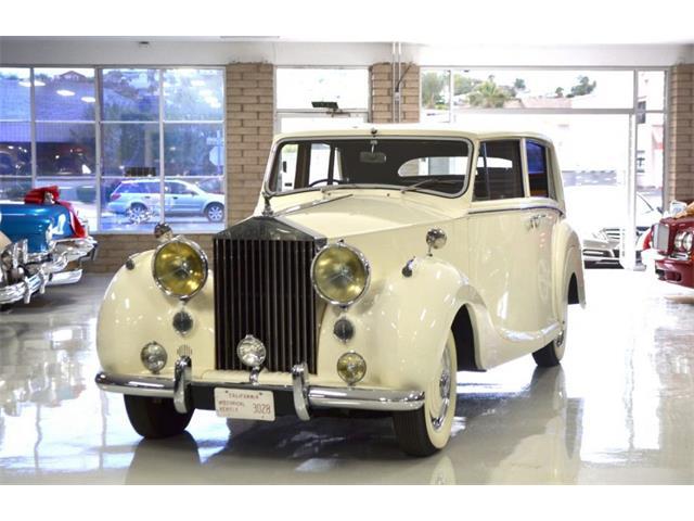 1951 Rolls-Royce Silver Wraith (CC-1422413) for sale in Phoenix, Arizona