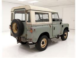 1972 Land Rover Series I (CC-1422433) for sale in Morgantown, Pennsylvania