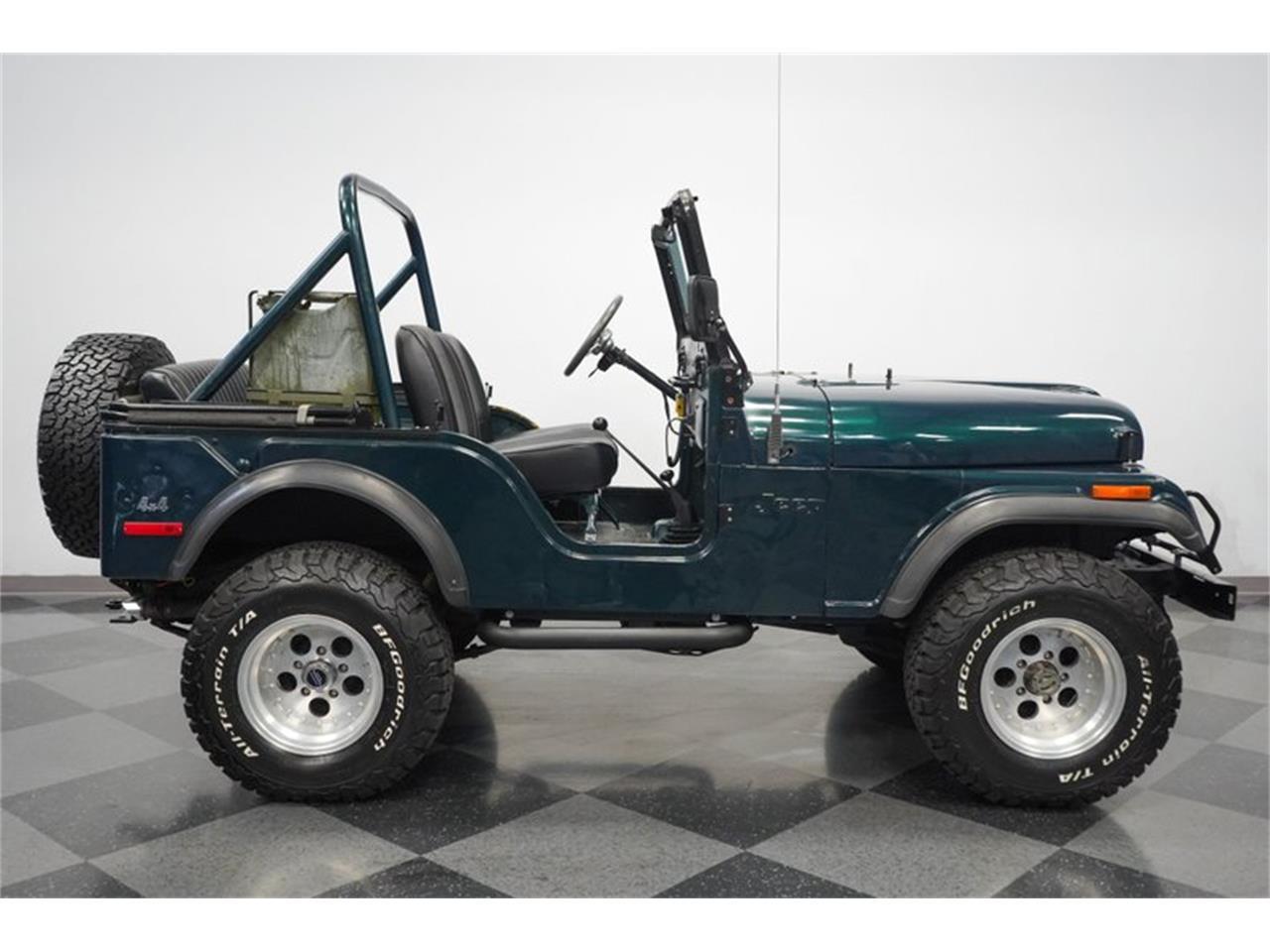 1972 Jeep CJ5 (CC-1422451) for sale in Mesa, Arizona