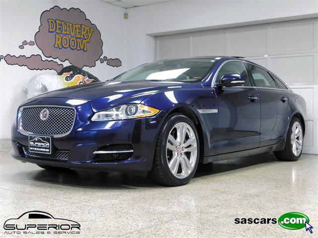 2015 Jaguar XJL (CC-1422453) for sale in Hamburg, New York