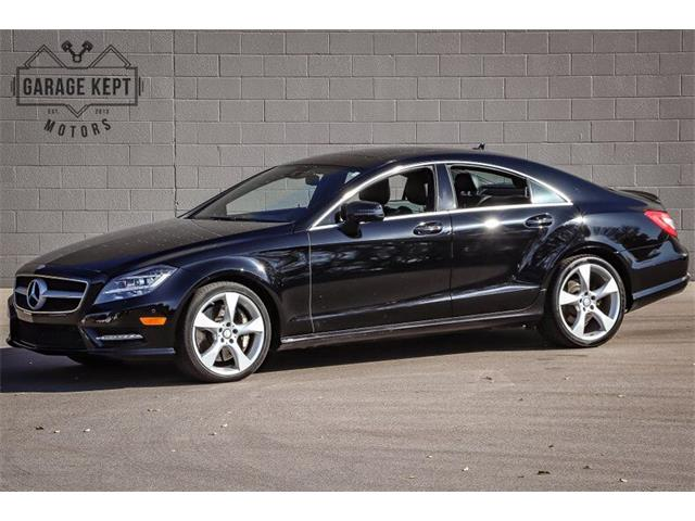 2014 Mercedes-Benz CLS-Class (CC-1422468) for sale in Grand Rapids, Michigan