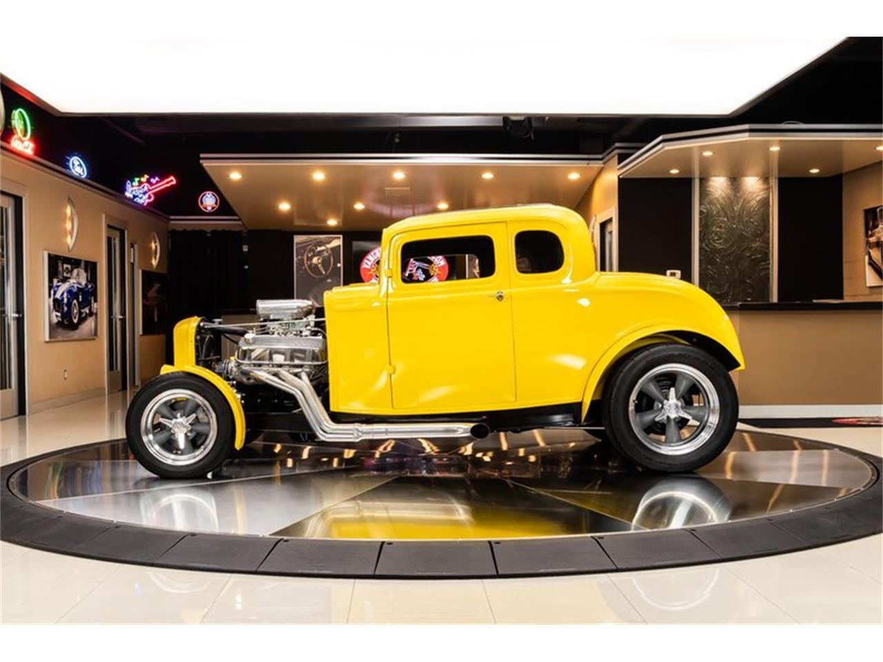 1932 Ford 5-Window Coupe (CC-1422473) for sale in Plymouth, Michigan