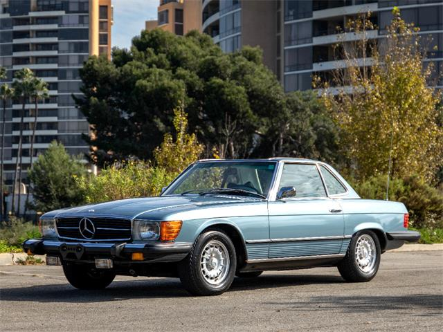 1975 Mercedes-Benz 450SL (CC-1422499) for sale in Marina Del Rey, California