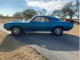 1969 Chevrolet Camaro (CC-1420250) for sale in Fredericksburg, Texas