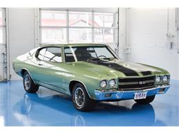 1970 Chevrolet Chevelle SS (CC-1422509) for sale in Springfield, Ohio