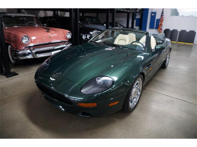 1998 Aston Martin DB7 (CC-1422522) for sale in Torrance, California