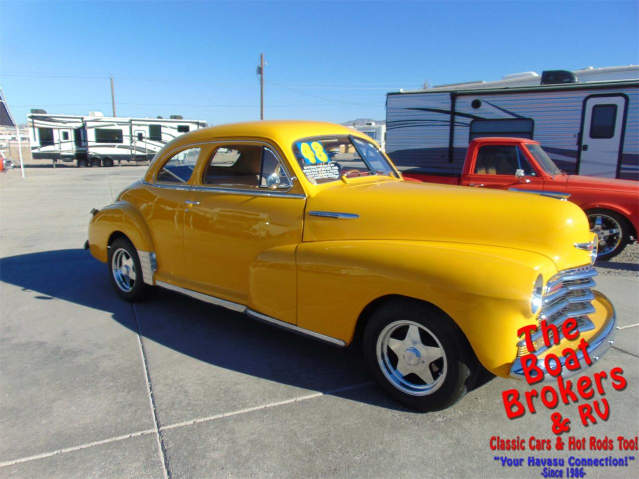 1948 Chevrolet Coupe (CC-1422532) for sale in Lake Havasu, Arizona