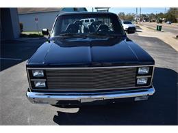 1982 Chevrolet Blazer (CC-1422533) for sale in Biloxi, Mississippi