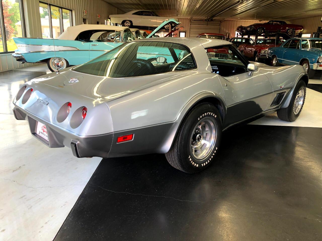 1978 Chevrolet Corvette (CC-1420255) for sale in North Canton, Ohio