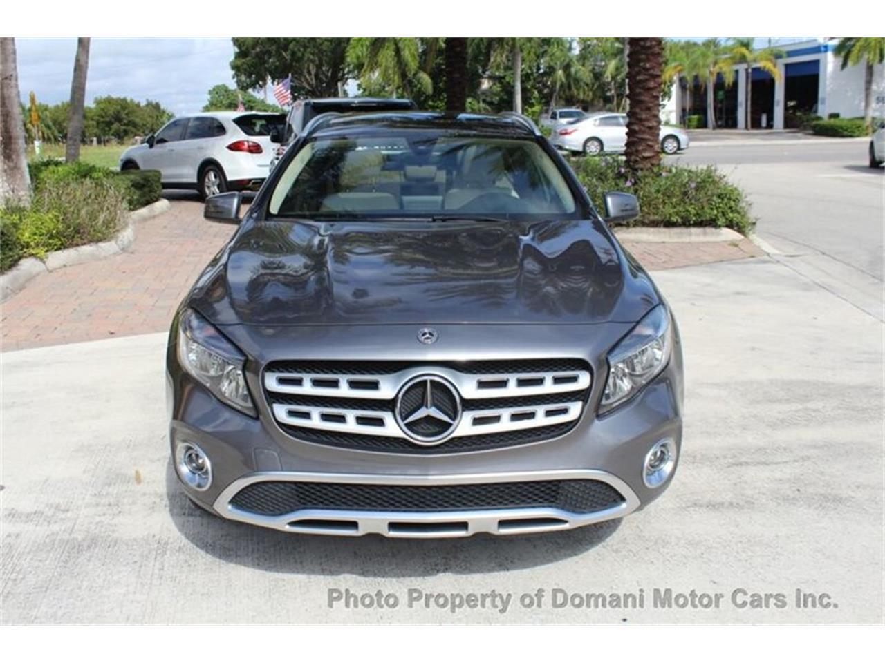 2018 Mercedes-Benz GLA (CC-1422553) for sale in Delray Beach, Florida