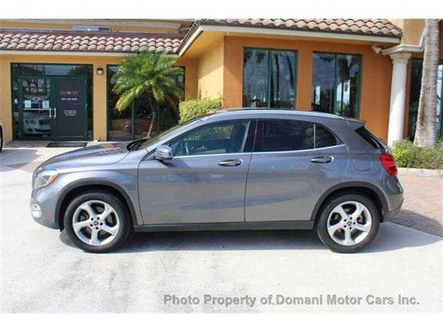 2018 Mercedes-Benz GLA (CC-1422553) for sale in Delray Beach, Florida