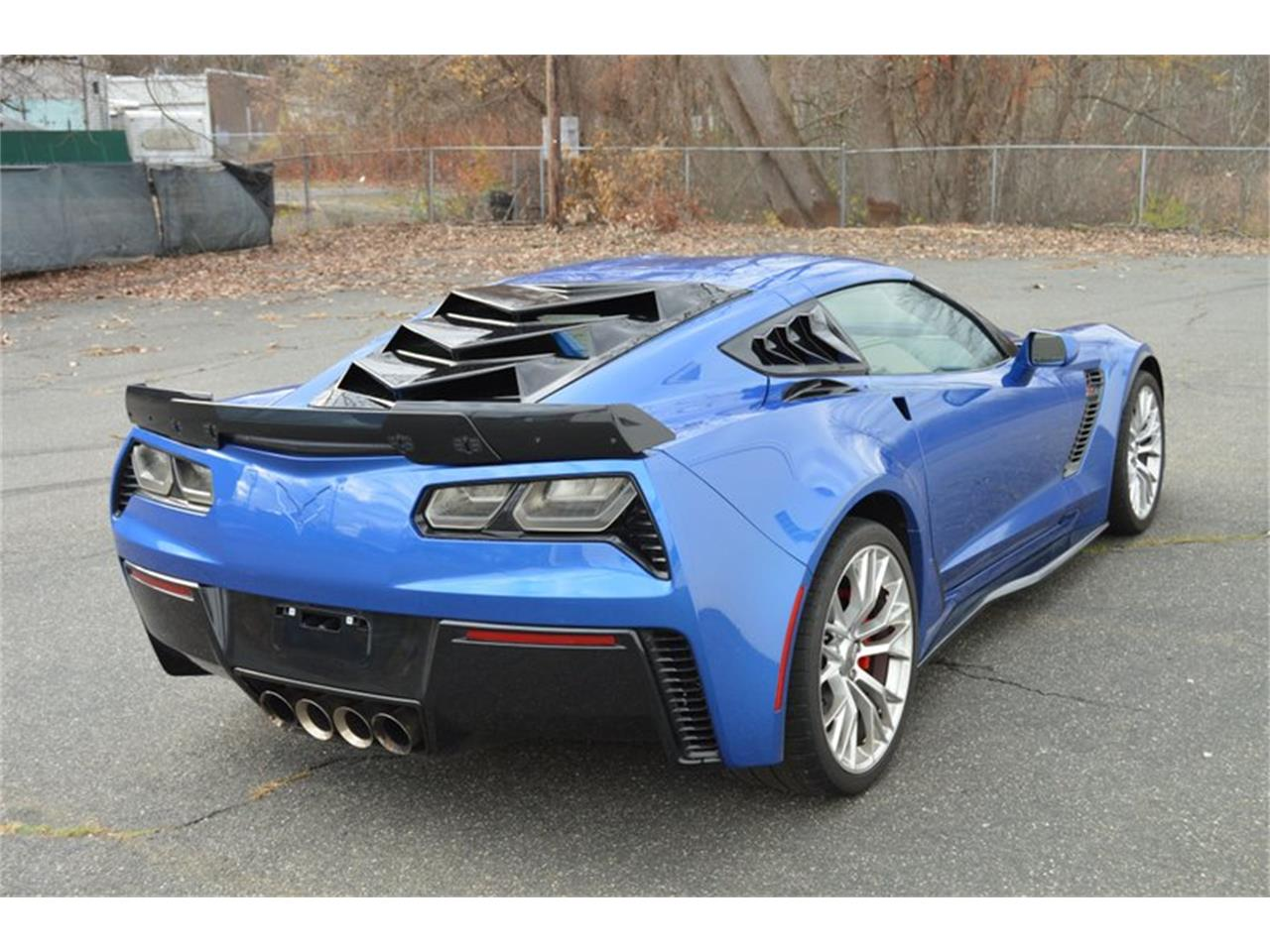 2019 Chevrolet Corvette (CC-1422558) for sale in Springfield, Massachusetts
