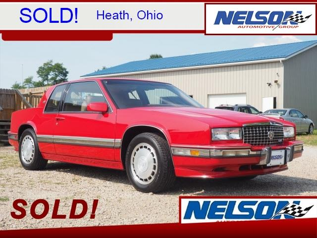 1991 Cadillac Eldorado (CC-1422560) for sale in Marysville, Ohio
