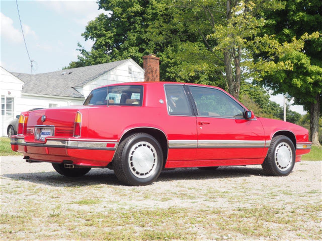 1991 Cadillac Eldorado (CC-1422560) for sale in Marysville, Ohio