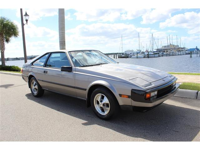 1982 Toyota Supra (CC-1422567) for sale in Palmetto, Florida