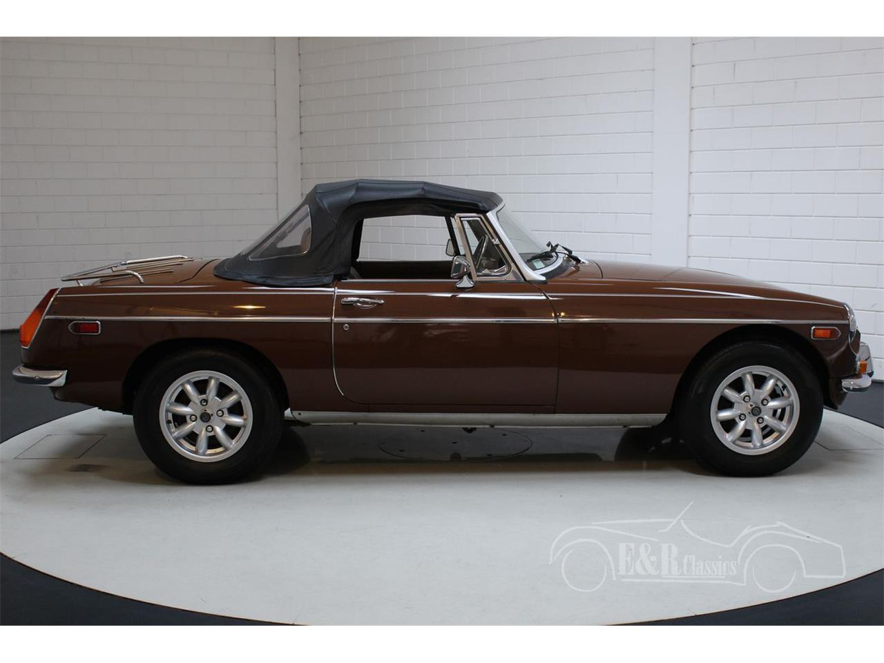 1980 MG MGB (CC-1422585) for sale in Waalwijk, Noord Brabant