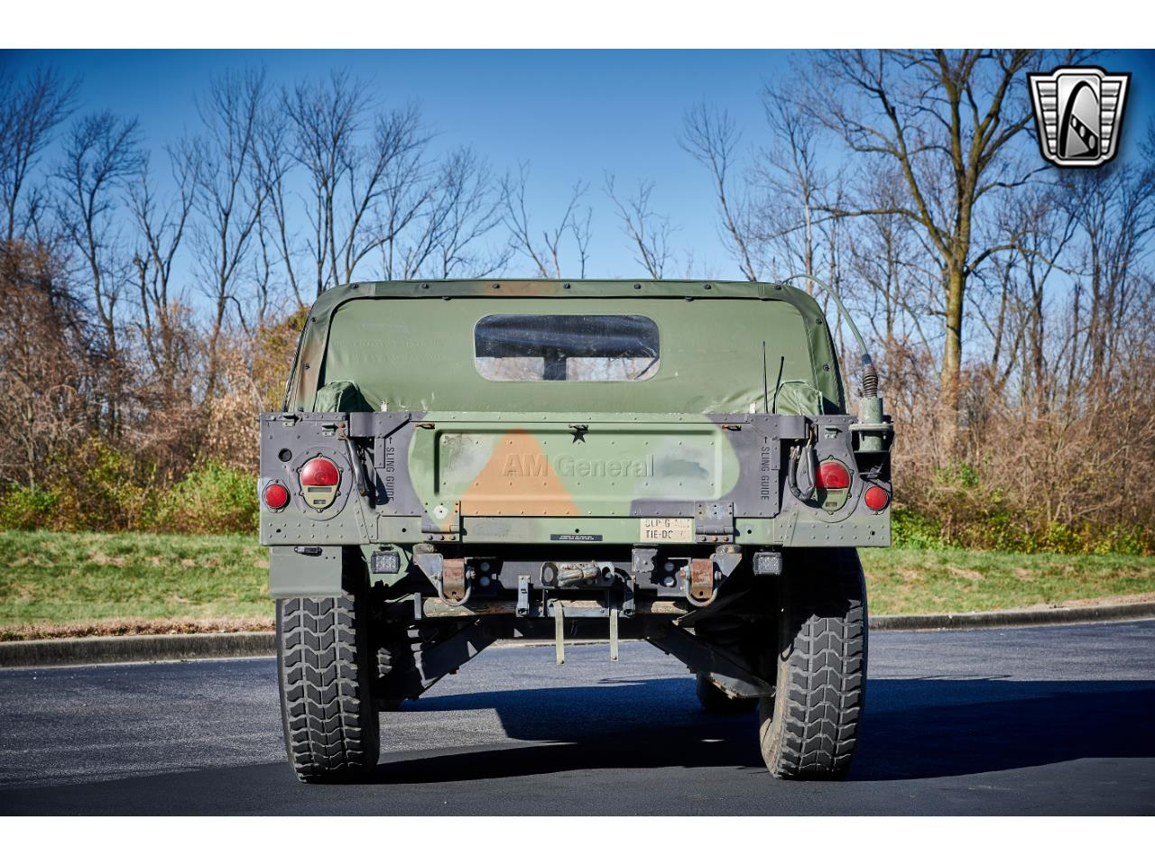 1989 AM General M998 (CC-1422586) for sale in O'Fallon, Illinois