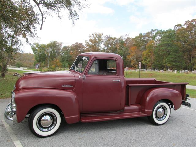 1952 Chevrolet 3100 (CC-1422589) for sale in Fayetteville, Georgia