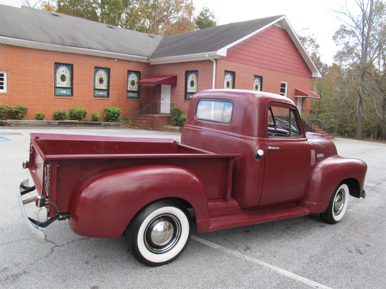 1952 Chevrolet 3100 (CC-1422589) for sale in Fayetteville, Georgia
