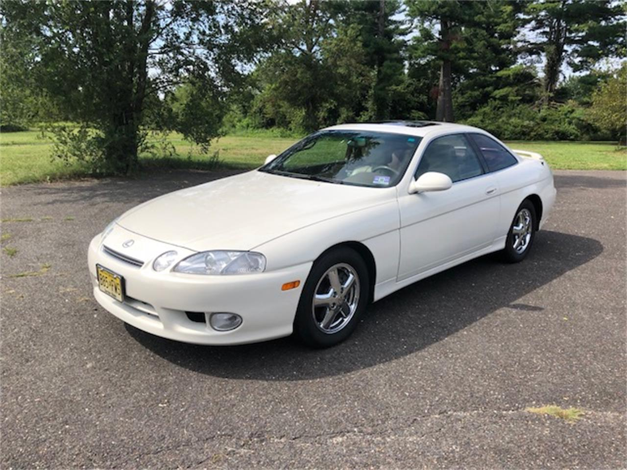 2000 Lexus SC400 (CC-1422593) for sale in Wenonah, New Jersey