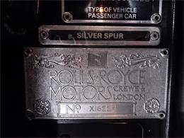 1986 Rolls-Royce Silver Spur (CC-1422595) for sale in Saint Ann, Missouri