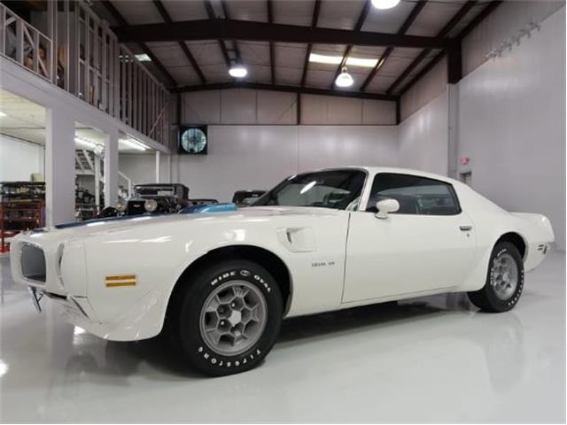 1971 Pontiac Firebird Trans Am (CC-1422597) for sale in Saint Ann, Missouri