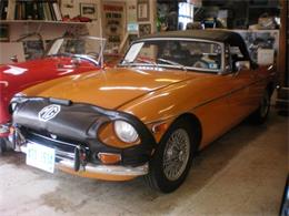 1970 MG MGB (CC-1422598) for sale in rye, New Hampshire