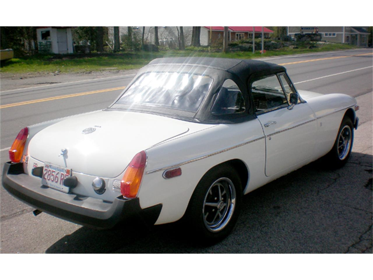 1978 MG MGB (CC-1422599) for sale in rye, New Hampshire