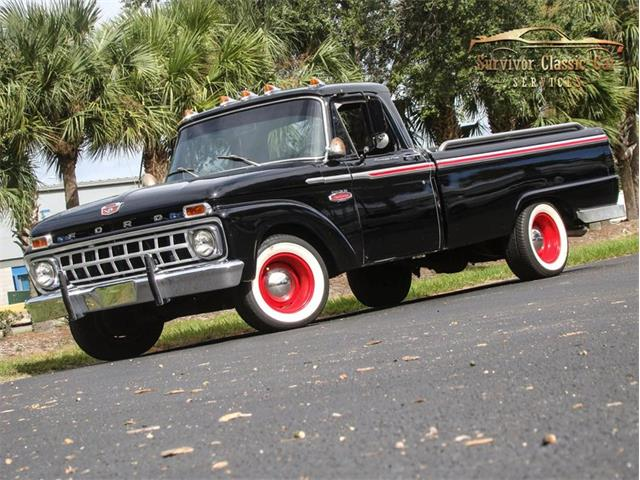 1965 Ford F100 (CC-1420260) for sale in Palmetto, Florida