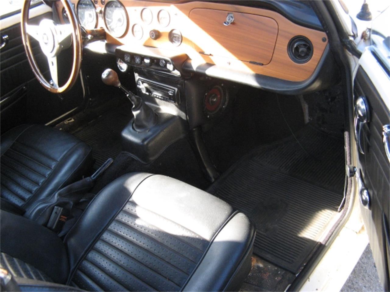 1969 Triumph TR6 (CC-1422604) for sale in rye, New Hampshire